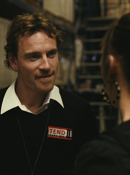 Michael Fassbender in FISH TANK [2009]