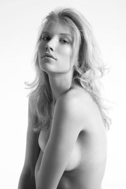 ALICIA @ Ice Models portrait