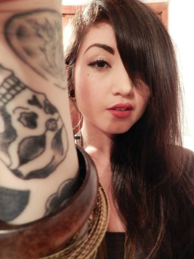 wuuuju! nuevos tatts con adonay go follow him —» wolffactss.tumblr.com :D happyyyy!