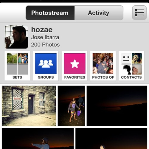 FlickR feels like home #instagram #flickr