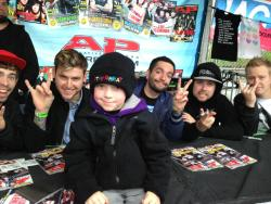 soulfourmysoul:  jon and adtr, i have the coolest nephew ever just sayyyyen