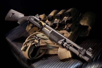 attacktics:  Salient Arms International Benelli M3