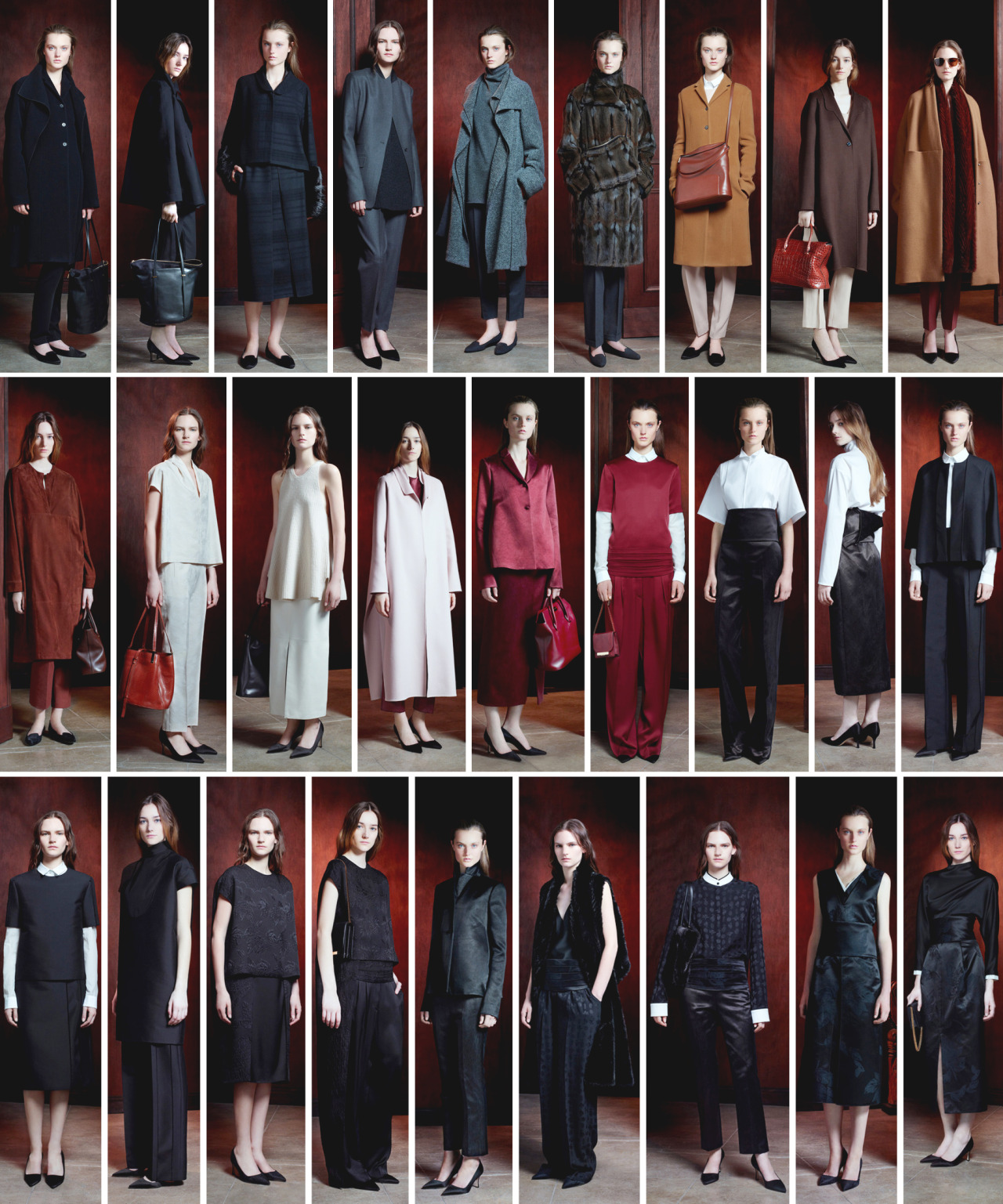 The Row, pre-fall 2013