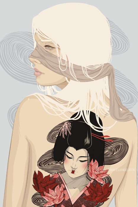 artforadults:  follow mai evangelista on tumblr