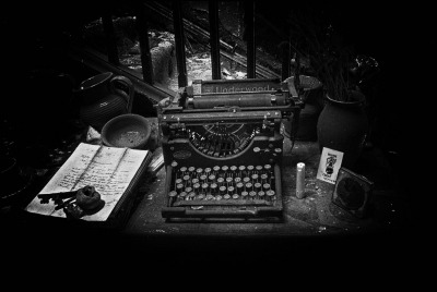 fuckyeahabandonedplaces:  Urbex, He Wrote (by Martyn.Smith.)