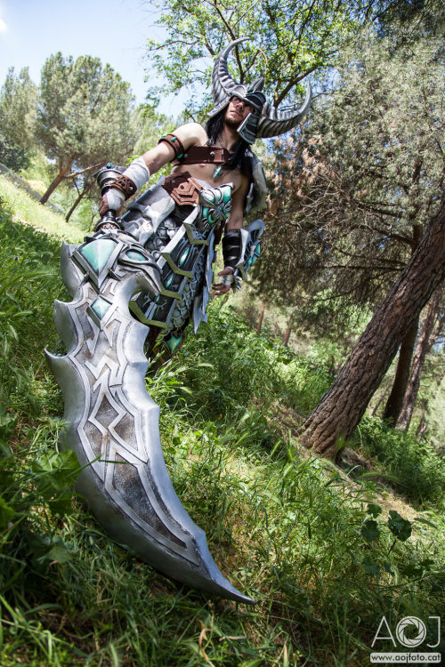 greatcosplay:  Tryndamere