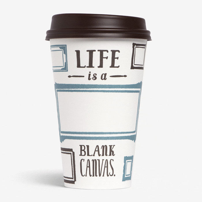 """For 2013, Caribou Coffee sought to refocus and evolve its brand presence. The exploration led to a core insight that became a theme for the new campaign: ""Life is more than coffee. That's why there's coffee."" The theme is an extension of Caribou's longstanding tagline,""Life is short. Stay awake for it."" and demonstrates how Caribou and its fans view life."""