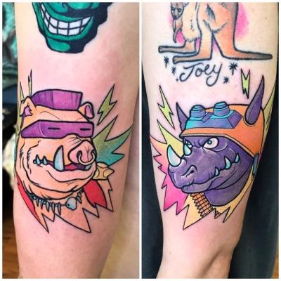 Tmnt Tattoo Tumblr