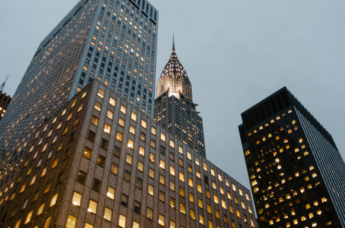 joelzimmer:  Chrysler Midtown, Manhattan