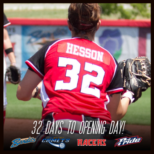Only 32 Days until Opening Day! June 5, 2013