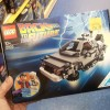 Back To The Future Lego!!!