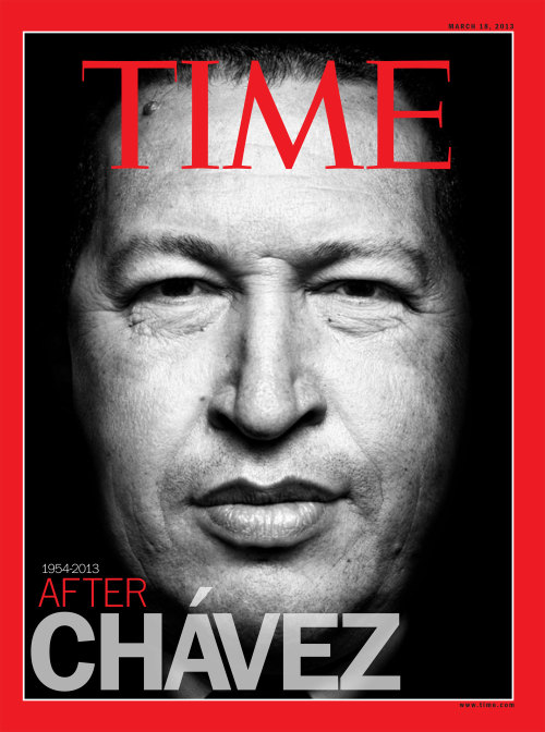 timemagazine:  After the recent death of Hugo Chávez, what awaits the country and his supporters? The latest issue of TIME International investigates life after Chávez. (Photograph by Platon)