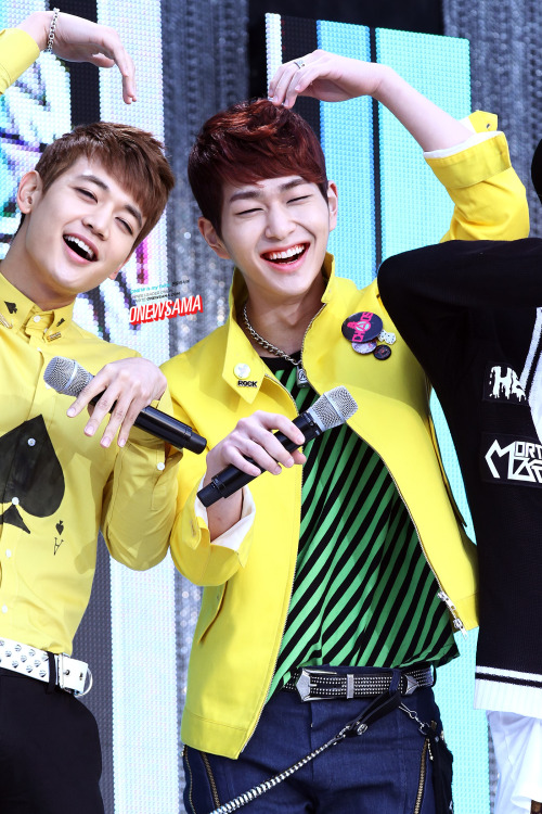 music bank (10,05.13) onho cre:onewsama