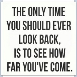 #realtalk #past #future #learningfromexperience #hindsight #success