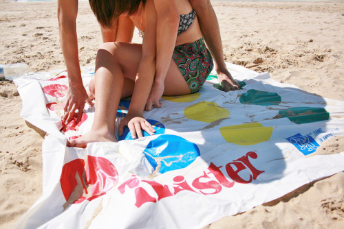 beach twister. on Flickr.