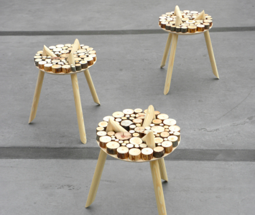 (via Wood'Insane Design: Coffee Tables | Design Don't Panic)