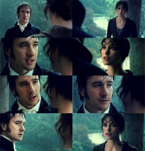 movie meme | four scenes [4/4]  ↳ Darcy's proposal, Pride and Prejudice