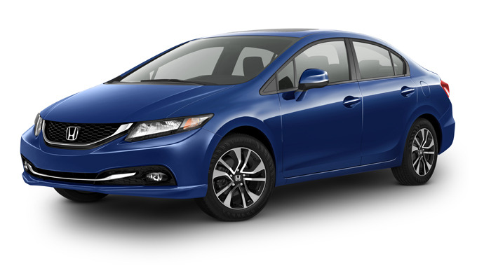 Details released on the newly refreshed 2013 Honda Civic