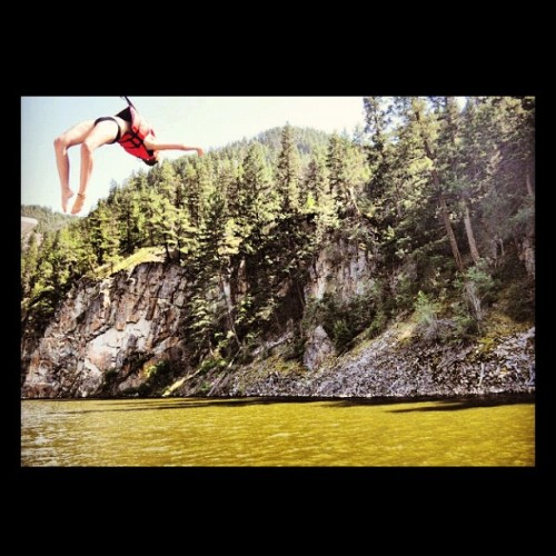 RRC 2012 first backflip