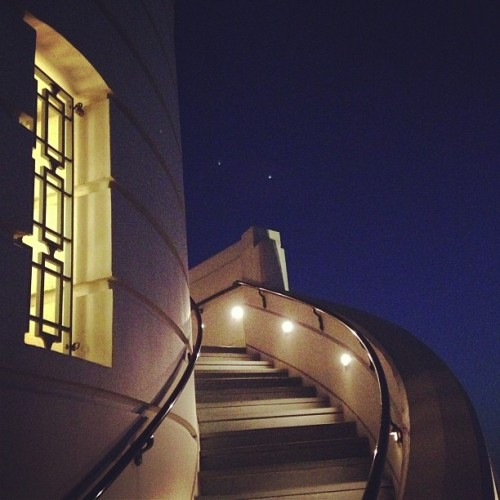 #stairs #griffith #observatory #detail #losangeles  (at Griffith Observatory)