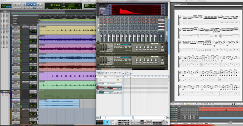 Working on new TWOAM demos.  1 down 5 to go.