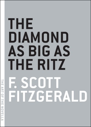 "Want to win a copy of Fitzgerald's ""The Diamond as Big as the Ritz""?"