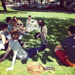 The New Classroom #summer #sun #insta #instadaily #friends #beauty