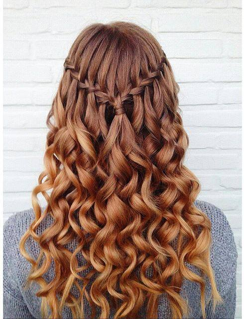 like it! #hair#long hair#hairstyle#curls