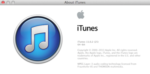 Apple Releases iTunes 11.0.2