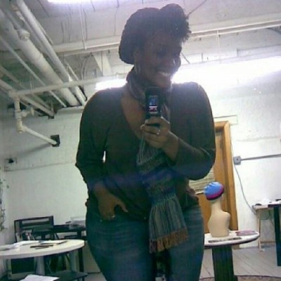 #2009 Philly fashion internship #tbt just went natural…