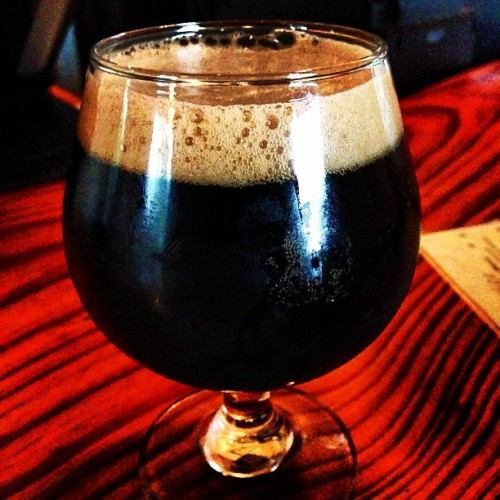 Anderson Valley Wild Turkey Bourbon Barrel Stout @avbc (at Petrol Station)
