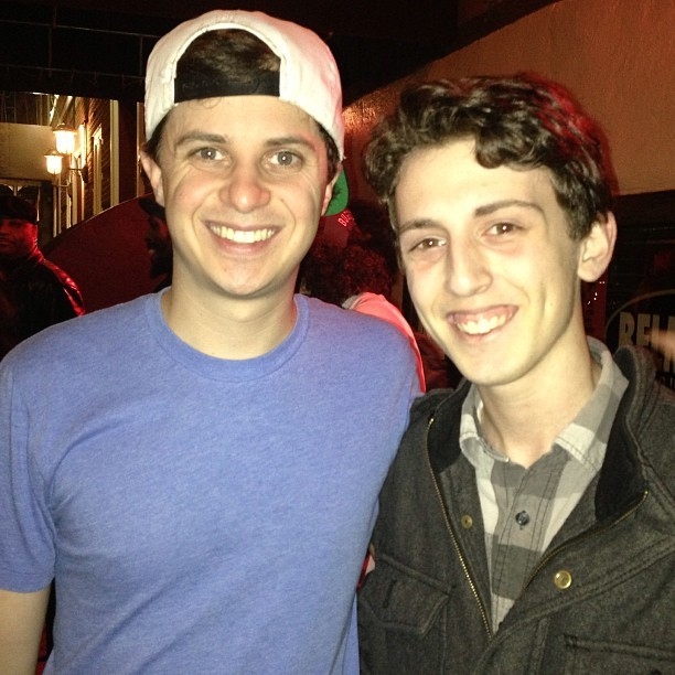 Met Watsky tonight!