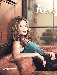 Jennifer Lawrence/ჯენიფერ ლოურენსი.