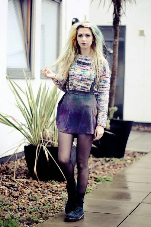 tights pantyhose nylons collants strumpfhose fashion inspiration