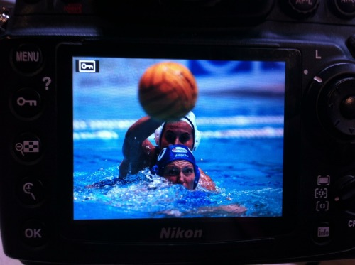 This Eger-Szentes woman #waterpolo match seems to be the last in the finals cause Eger leads with 7-2