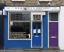 M.B. Burchell & Associates, Moore Park Road SW6