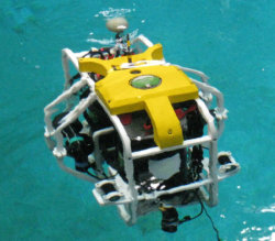 Robots With 'Swarm Intelligence' to Repair the World's Dying Reefs- Coralbots Team wrote in Technology, Environment and Sustainability  Coral gardening by humans is time-consuming, restricted to small areas, and impossible in the deep sea because of human diving limits. Our project, Coralbots, advances the current state-of-the art by creating a team of autonomous underwater robots with artificial intelligence to repair coral reefs. Coralbots is a truly cross-disciplinary project based at Heriot-Watt University in Scotland and the Autonomous Undersea Institute in the U.S. The team has expertise in marine biology (Dr. Lea-Anne Henry), artificial intelligence (Prof. David Corne), computer vision (Dr. Neil Robertson) and autonomous underwater robotics (Prof. David Lane and Dr. Richard Blidberg).  Continue reading on good.is