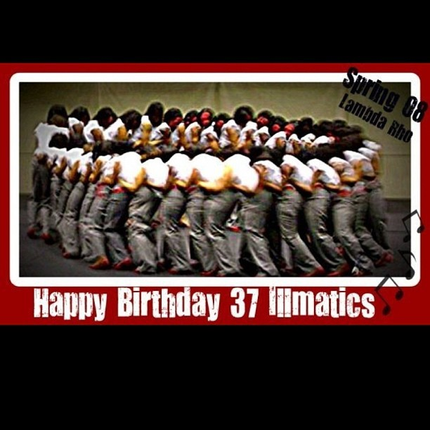 Happy Deltanniversity to my LS's…The Illmatics #ΛΡmade #DST #ΛΡ #delta #april12th #dallasturnup #37