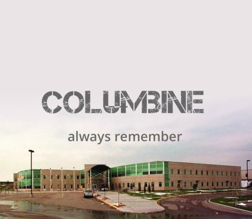 p-an-gea:  R.I.P. all of the victims of Columbine.