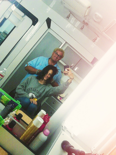 scoddystew:    @kScodders  Final hair test for Maze Runner before we start filming… i love having dark hair! (x)