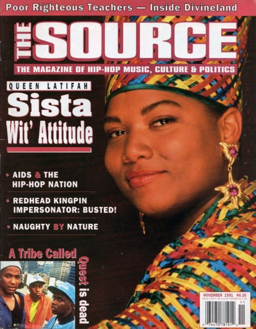 hip hop heads born in 91' (like myself) this is what The Source looked like back then. ?