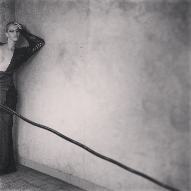 The other point #shooting time #fashion #photo #obi #blackandwhite with @biancaborck