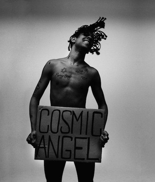 MYKKI BLANCO- COSMIC ANGEL YOU'RE WELCOME.
