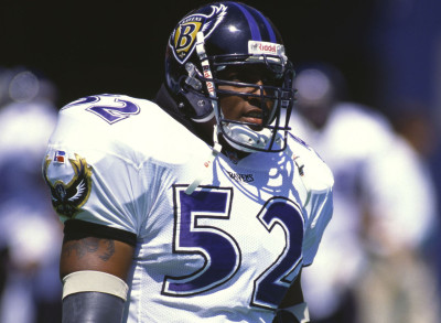 and-the-distance:  Top NFL draft picks Nos. 1-32  26. Ray Lewis (Baltimore Ravens, 1996)