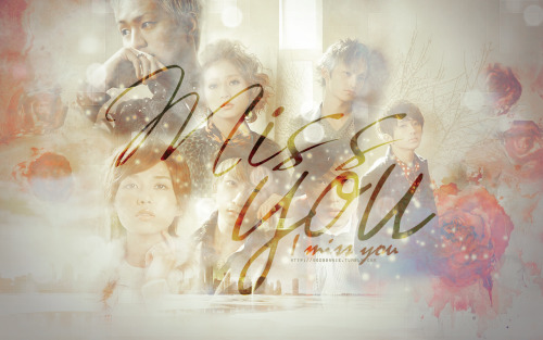 [AAA] Miss you   1280x800 pixels widescreen wallpaper