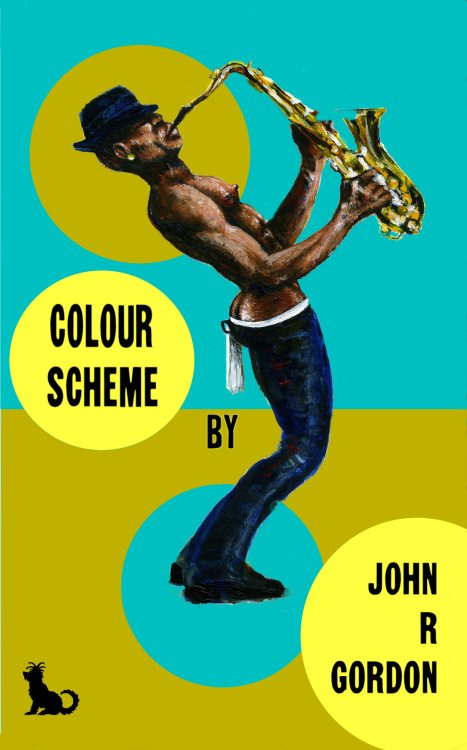 My new novel, Colour Scheme, was published on 1st February 2013. It's an intense tale of black and multiracial gay bohemia, filled with longing and desire…