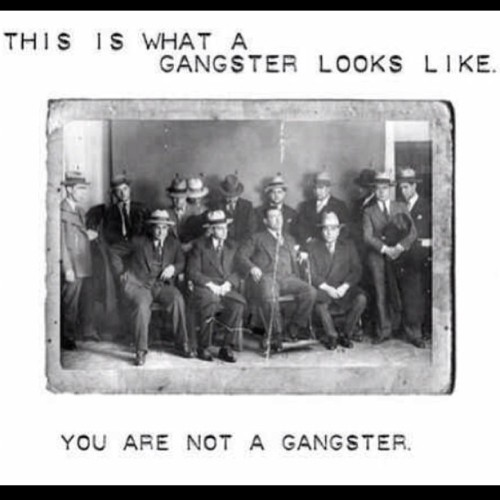 #gangster #life #truth