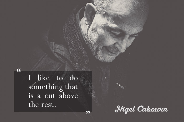 thedailystreet:  INTERVIEW: NIGEL CABOURN TALKS ABOUT HIS COLLABORATION WITH CONVERSE
