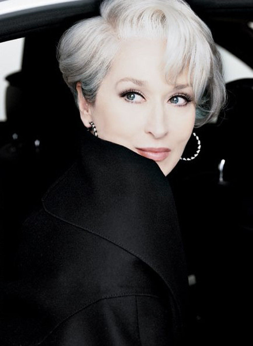 the-absolute-best-posts:  suicideblonde: Meryl Streep in The Devil Wears Prada   This post has been featured on a 1000notes.com blog.