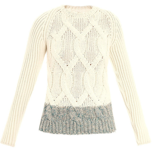 Carven sweater   ❤ liked on Polyvore (see more long sleeve tops)